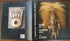 Oceanic Art by Anthony JP Meyer, Photographs by Olaf Wipperfurth - 1995, 1st Ed.