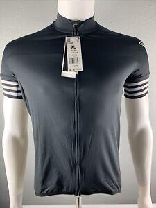 Adidas Men's Adistar Cycling Ciclismo Jersey CV7089 Tech AEROREADY $175 NWT