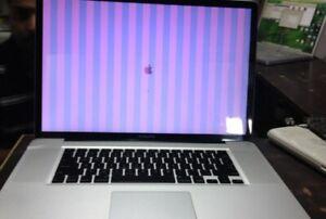 Riparazione scheda madre APPLE Macbook Pro A1286 Reballing scheda video GPU