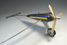 Tether Car Gas Powered Race Car Airplane Streamline Futuristic Machine Age