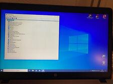 HP ProBook 470 G1 17,3 Zoll  Notebook mit Zubehör und Windows 10 installiert