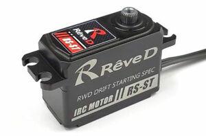 Reve D Hi Torque Programable Digital Drift Servo RS-ST