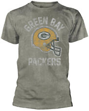 NFL Green Bay Packers BURNOUT T-SHIRT OFFICIAL MERCHANDISE