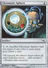 *MRM* FRENCH 4x Sphère chromatique - Chromatic Sphere MTG Mirrodin