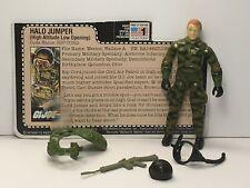 GI Joe Vintage 1984 Ripcord 100% Complete Hasbro Arah Lot Accessories