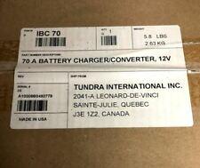 Tundra International Ibc 70 70 Amp Battery Charger/ M2000 Power Inverter