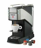 NEW! Cuisinart® Buona Tazza® EM-400 Single Serve Espresso and Coffee Machine