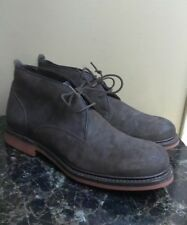 FRYE MENS BROWN SUEDE ANKLE BOOTS SZ.11 D.