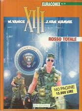 fumetto EURACOMIX NUMERO 77 XIII VOL.2