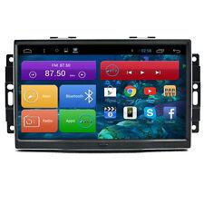 Car Android 4.4 GPS Navigation 9 Inch Radio Stereo For Chrysler 300C Aspen 04-06