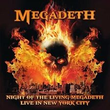 Night of the living Megadeth [VINYL]