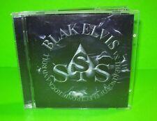 Sigue Sigue Sputnik Blak Elvis vs The Kings Of Electronic Rock & Roll CD SIGNED