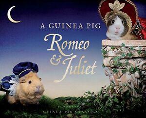 A Guinea Pig Romeo & Juliet (Guinea Pig Classics) by Goodwin, Alex Book The
