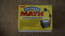 Lakeshore Overhead Math Problem Solving Kit, Rr188