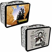 BRAND NEW 2021 Tin Totes Goonies Chunk Truffle Shuffle Metal Lunch Box