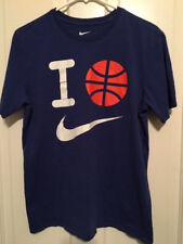 Nike Size Medium Basketball The Nike Tee Athletic Cut T-Shirt