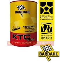 OLIO MOTORE BARDAHL XTC C60  10W40 C60 SYNTHETIC BLEND SPECIAL OIL FULLERENE