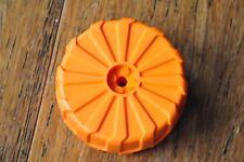 1x LEGO Giant Very Large Hard Plastic Wheel Orange Mars Mission 72cm x 47cm 2573