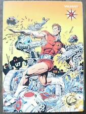 VALIANT ERA COMPLETE SET of CARDS #1 - #120 from 1993 by Upper Deck