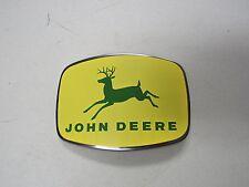 JOHN DEERE 620 720 820 TRACTOR FRONT EMBLEM  AF3166R  9173