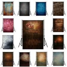 5x7ft Vintage fotografía telones de fondo fondo Tie Dye Studio Foto Prop 3x5