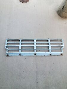 1961-1964 FORD  ECONOLINE GRILLE