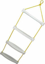 SAFETY ROPE 4 STEP BOARDING LADDER BOATING/SAILING