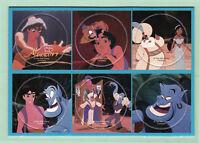 Disney Promotional Pogs from Aladdin c1994