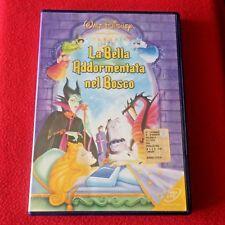 LA BELLA ADDORMENTATA NEL BOSCO Walt Disney dvd Italiano bambini cartoni animati