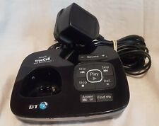 BT8500 Cordless Phone main charging station answering machine No Phone.