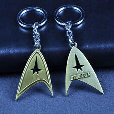 Star Trek Metal Keychain Key Rings Unisex Collectible Bag Pendant Kids Gift