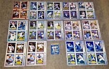 Omaha Storm Chasers -  56 SGA Cards With 27 Autographed & Mike Sweeney Autograph