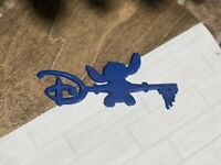 Stitch - Lilo and Stitch - Disney Store Opening Key  (Multiple Colors Available)