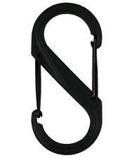 Nite Ize Black S-Biner Plastic Size #10