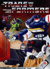 Transformers: Season 2, Vol. 2 (DVD, 2014, 4-Disc Set)