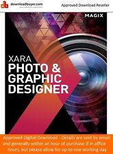 Magix Xara Photo & Graphic Designer 2017-pour PC - (approuvé téléchargement numérique)