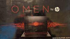 New Sealed HP Omen 15-ax250wm IPS Gaming Laptop 1TB 12GB i7 NVIDIA GTX 1050Ti