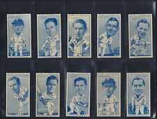 More details for carreras (turf) - famous cricketers - full set of 50 cards