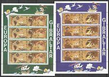 EC056 1992 GIBRALTAR EUROPA CEPT SHIPS COLUMBUS DISCOVERY OF AMERICA !!! 2KB MNH