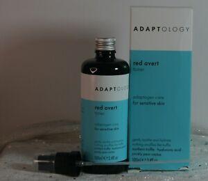 Adaptology Red Avert Toner Adaptogen Care For Sensitive Skin 100ml