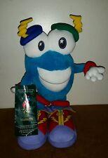 "** IZZY Whatizit Plush 1996 Atlanta Olympic Mascot 15""  Stuffed Animal Stands **"