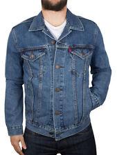 Levis jeansjacke braun