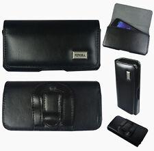 Handy-Taschen & -Schutzhüllen aus Leder mit Gürtelschlaufe für LG