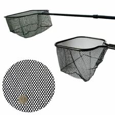 More details for pisces pond fish net with long telescopic handle koi fishing garden pool leaf