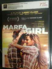 Marfa Girl, DVD, 2015, Ex-Library Copy