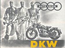 DKW-MOTO-programma-Prospetto/prezzi - 1939-tedesco-NL-commercio di spedizione