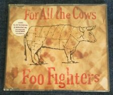 Foo Fighters - For All the Cows CD Single 3 Track (1995) Roswell Records