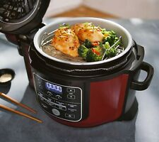 Ninja OP402 Foodi 6.5-qt 8 en 1 olla de presión (certificado reformado)