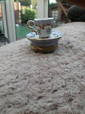 Finest Porcelain Cup And Saucer