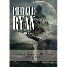 Private Ryan: volumen 1 por Ryan Philip Baird (de Bolsillo/Softback, 2016)